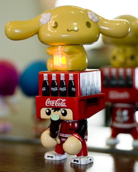 Trexi-Coke & Cinnamoroll
