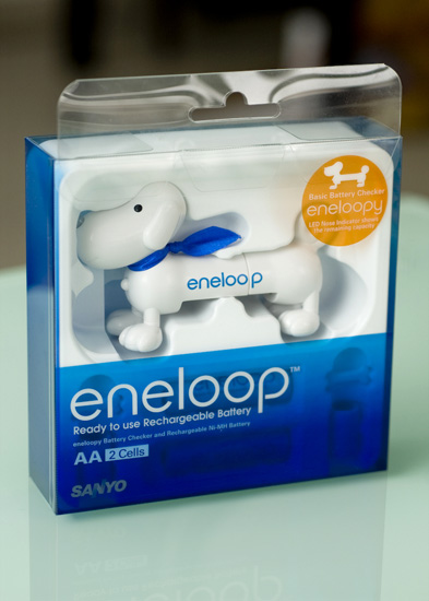 Sanyo Eneloop: 
